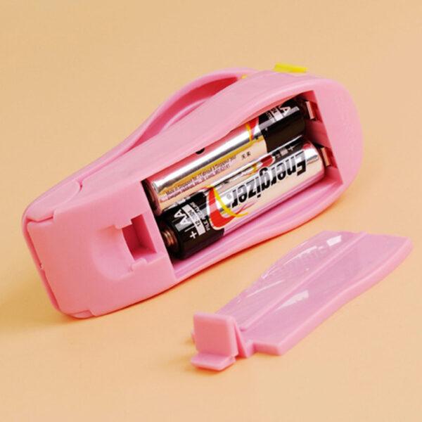máquina seladora de alimentos