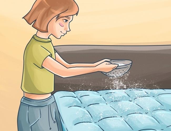 como limpar o colchão