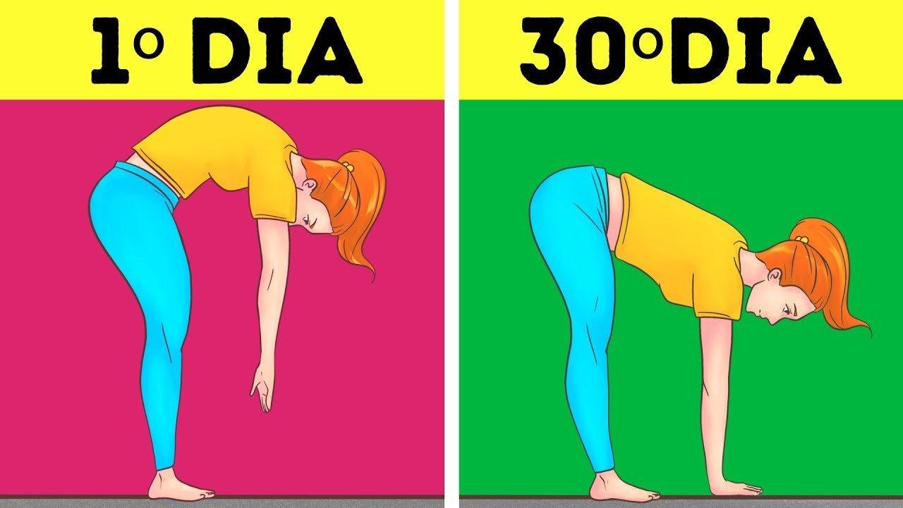 6 melhores exercícios de alongamento