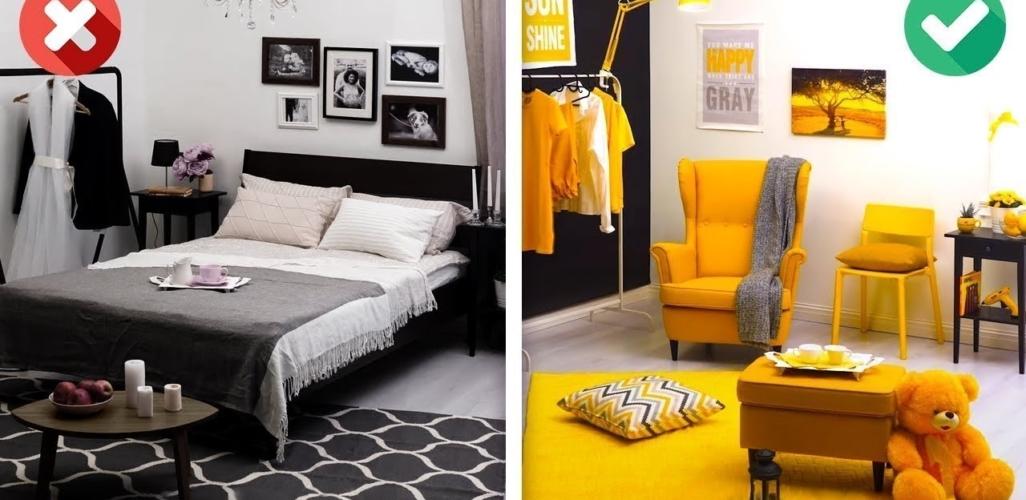 24 dicas para redecorar o seu quarto
