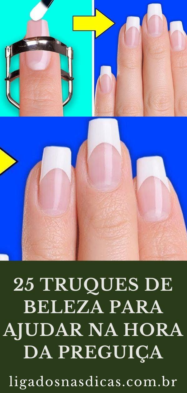 25 Truques de Beleza