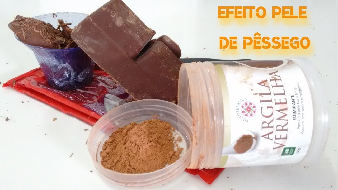 PODEROSA MÁSCARA FACIAL DE CHOCOLATE