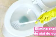 Como tirar o cheiro de urina do banheiro