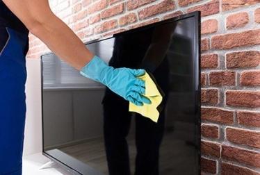 Como limpar a TV e notebook sem estragar
