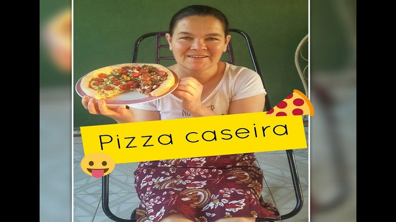 Pizza Caseira Prática