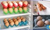 guardar os ovos na geladeira