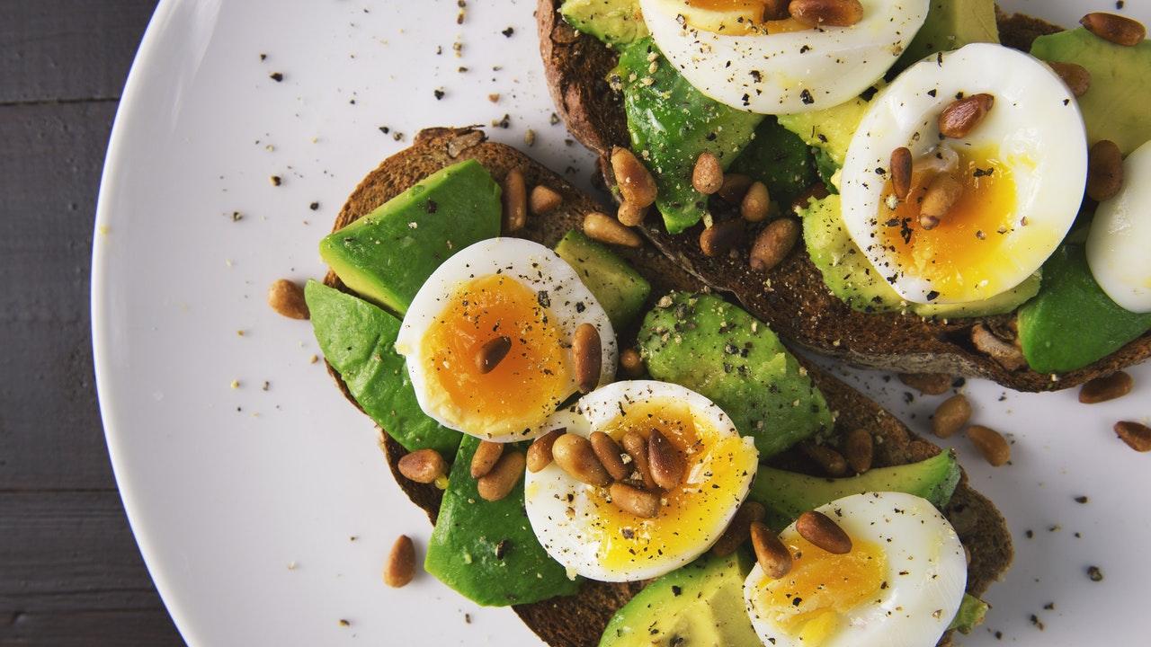 Dicas para Emagrecer | Canal Ligados nas Dicas - A plate of food - Low-carbohydrate diet