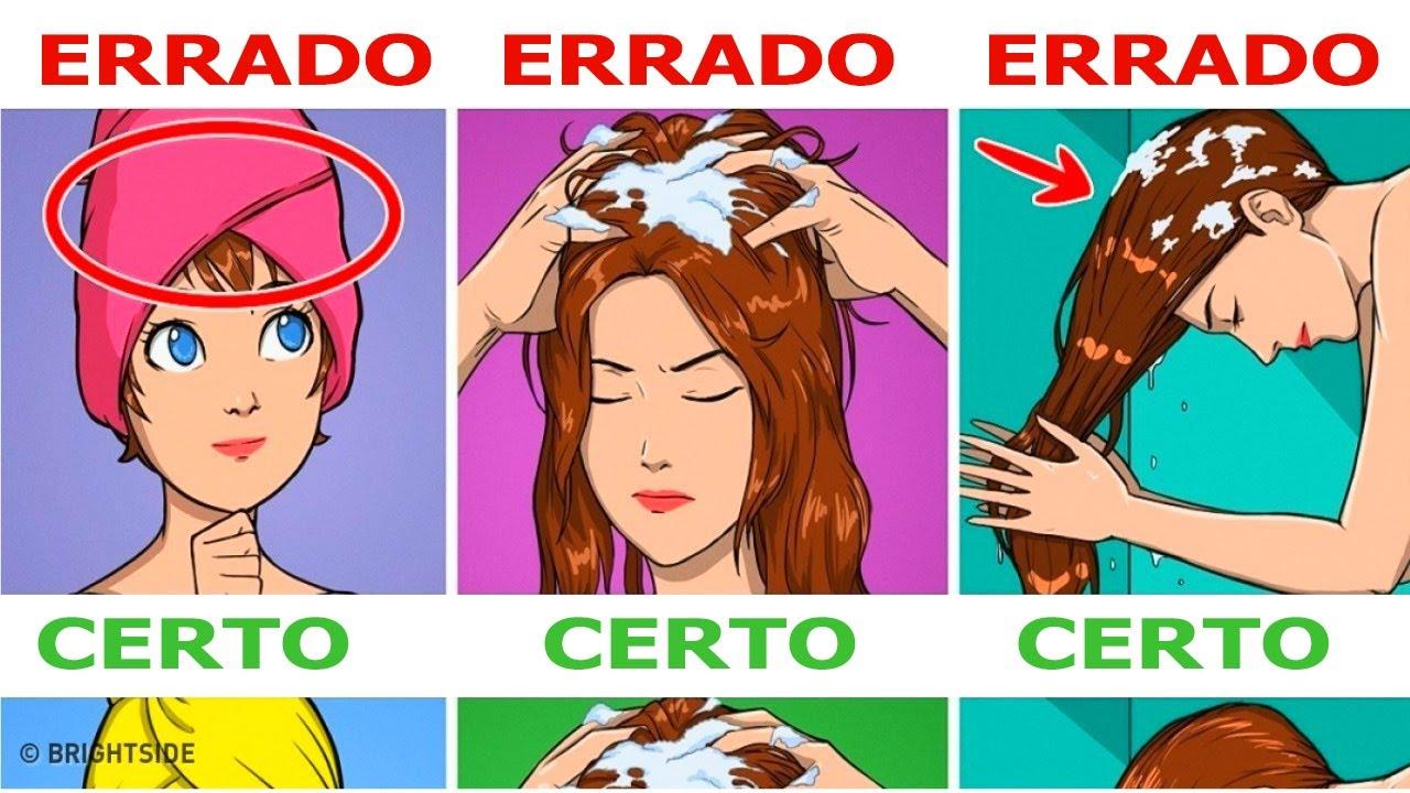 10 dicas úteis para evitar lavar o cabelos todos os dias