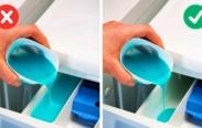 25 erros que você comete na hora de lavar roupas