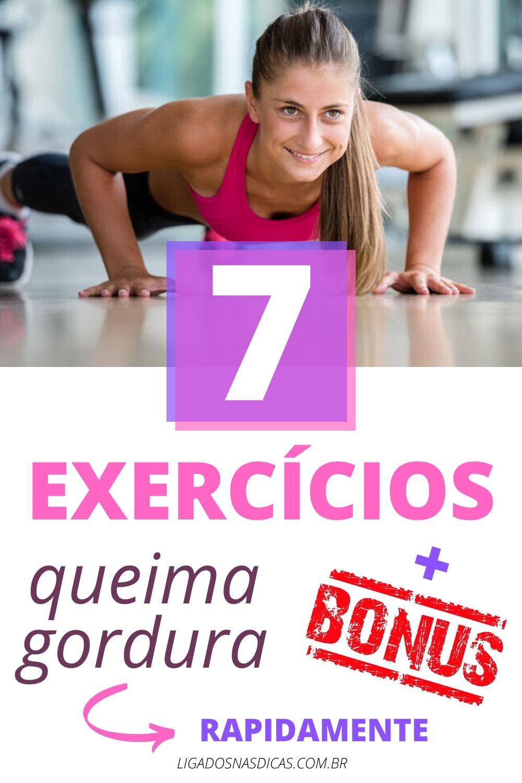 7 movimentos para reduzir a gordura lateral rapidamente