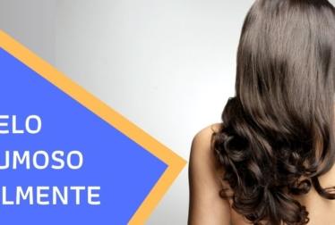 volume no cabelo