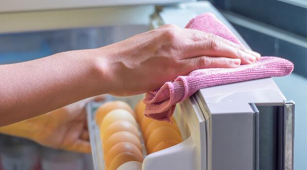 regras de higiene na cozinha