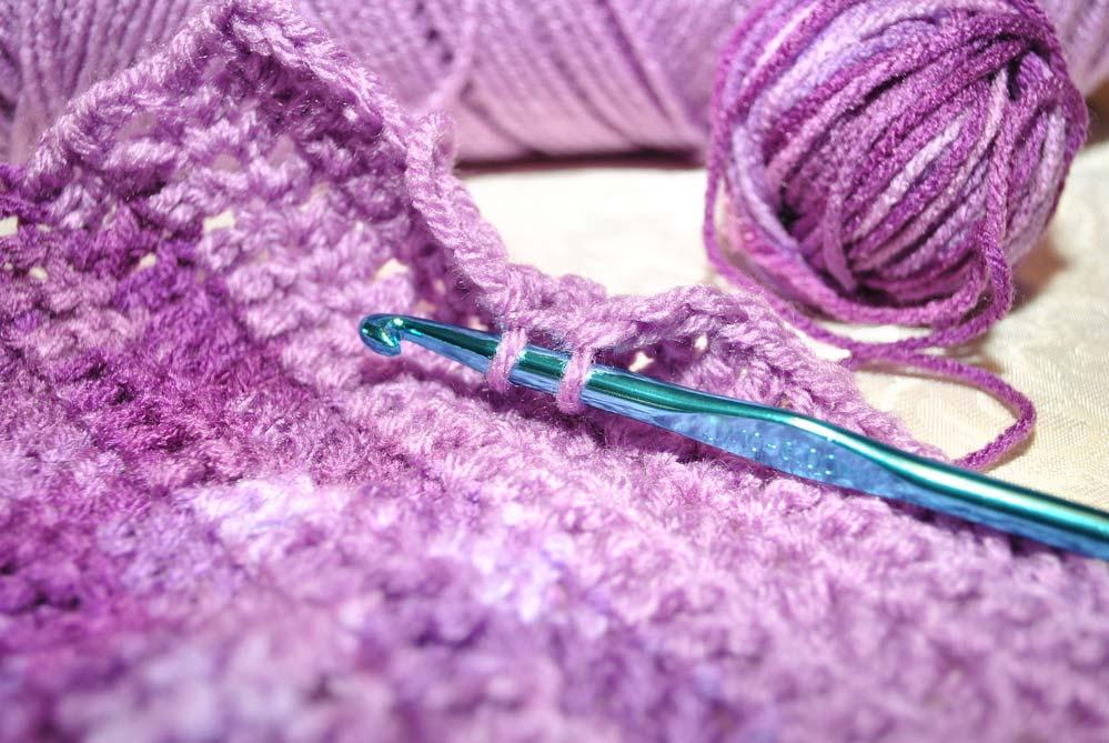 aprender crochê