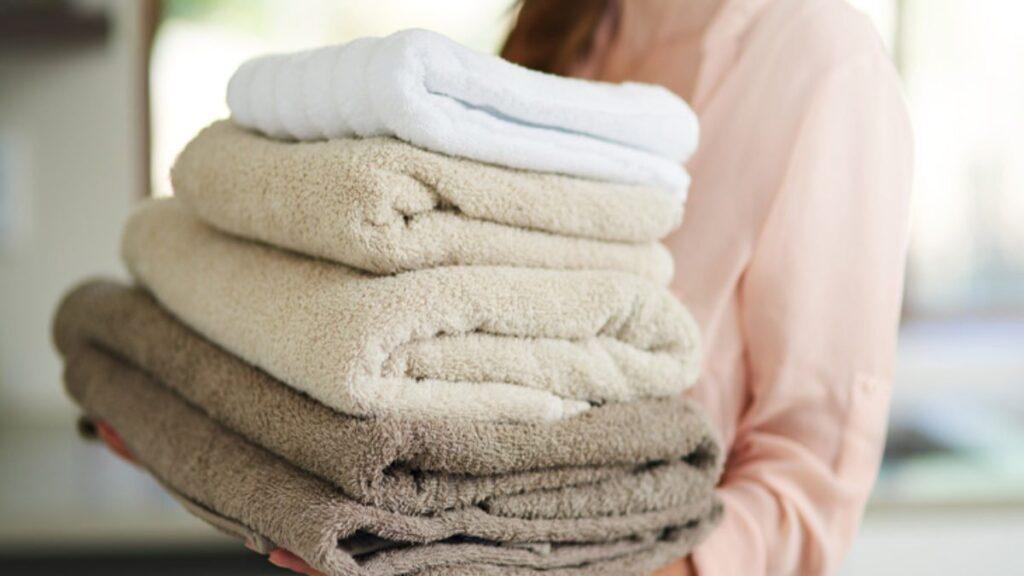 Toalhas Macias – Receita Caseira Para Lavar Toalhas e Garantir Maciez de Uma Vez Por Todas